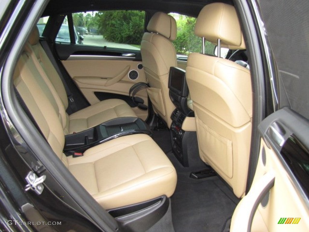 Bamboo Beige Interior 2010 Bmw X6 M Standard X6 M Model Photo 85250120 Gtcarlot Com