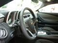 Black Steering Wheel Photo for 2014 Chevrolet Camaro #85261809