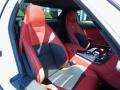 Front Seat of 2012 SLS AMG