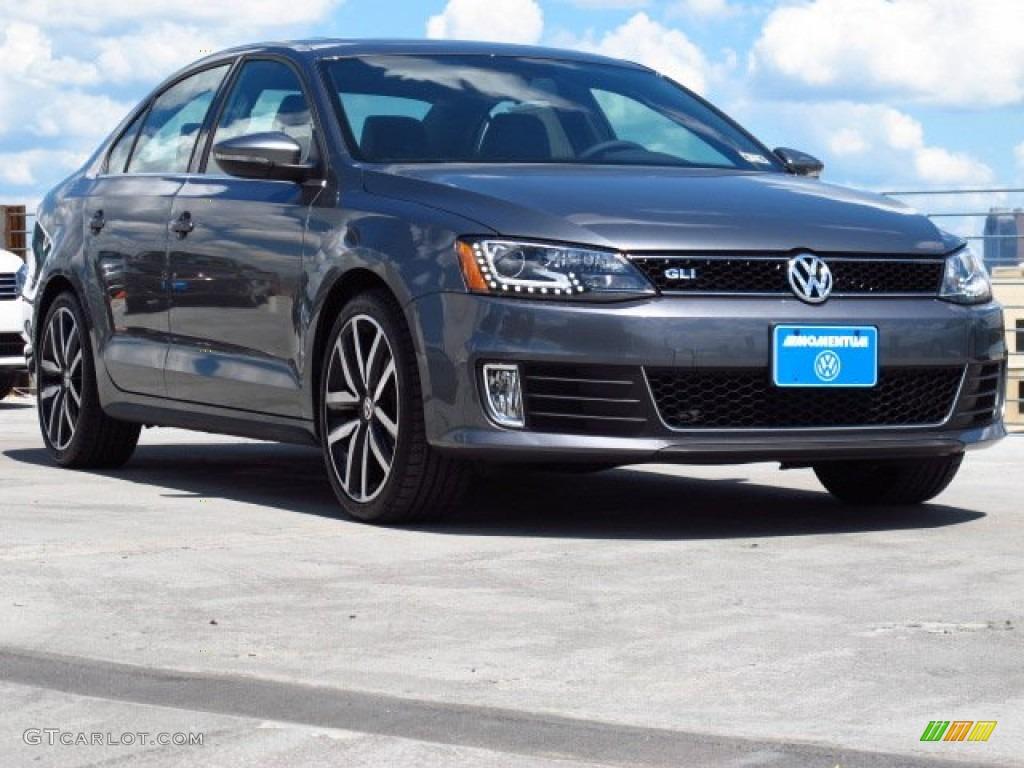 2014 Platinum Gray Metallic Volkswagen Jetta Gli 85254790 Gtcarlot Com Car Color Galleries