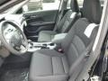 Black Front Seat Photo for 2014 Honda Accord #85276928