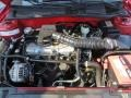 2000 Cayenne Red Metallic Chevrolet Cavalier Coupe  photo #21