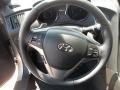 2013 Platinum Metallic Hyundai Genesis Coupe 3.8 Grand Touring  photo #9