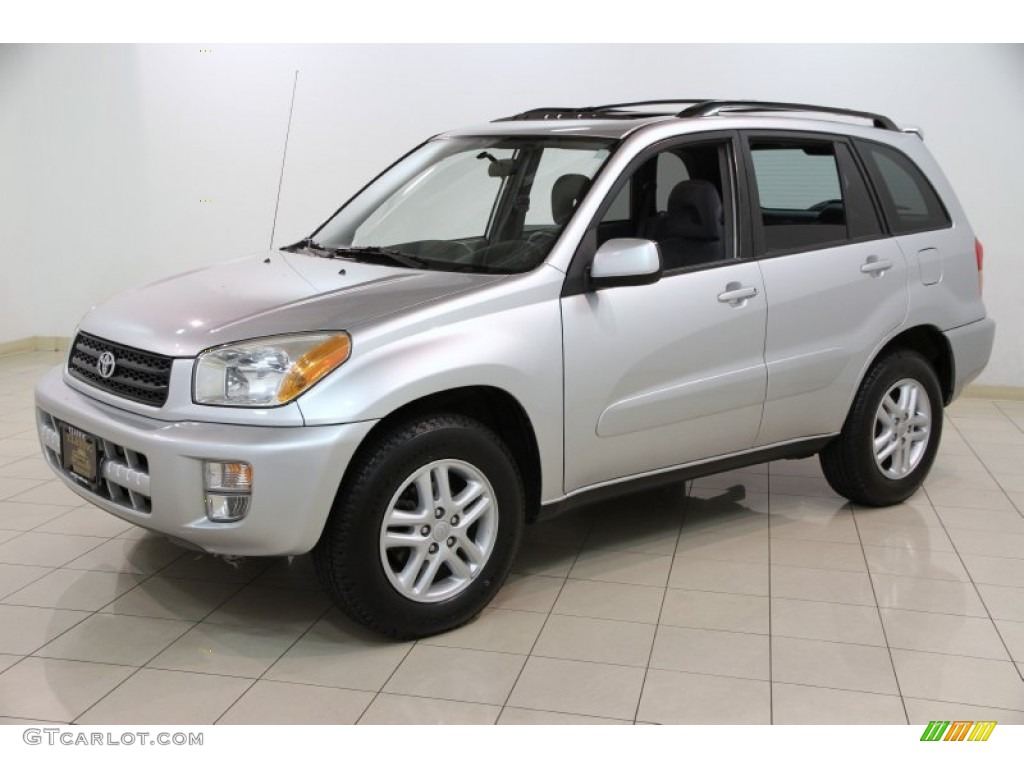 Titanium Metallic 2003 Toyota Rav4 Standard Rav4 Model Exterior Photo 85296962