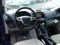 2014 Deep Impact Blue Ford Escape Titanium 2.0L EcoBoost 4WD  photo #14