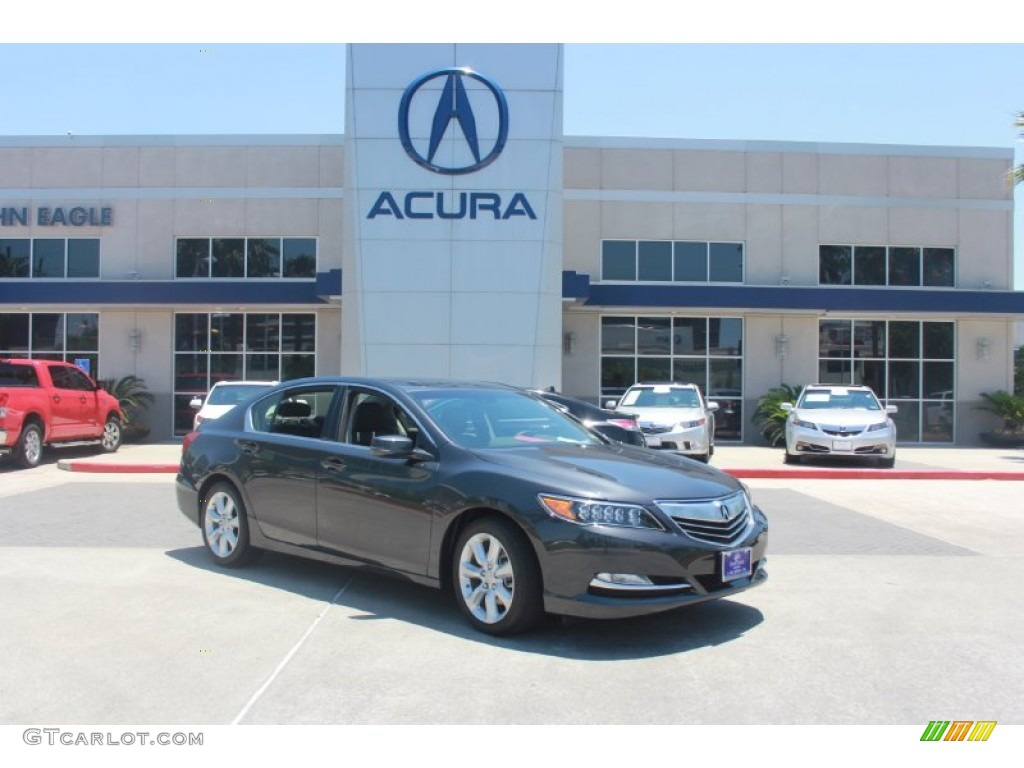 2014 graphite luster metallic acura rlx technology package 85269540 photo 6. Black Bedroom Furniture Sets. Home Design Ideas