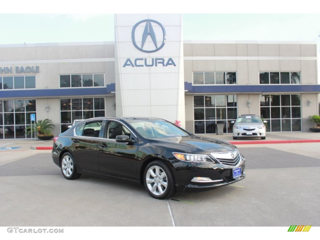 2014 crystal black pearl acura rlx technology package 85269538 photo 7 car. Black Bedroom Furniture Sets. Home Design Ideas
