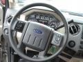 2012 Pale Adobe Metallic Ford F250 Super Duty XLT SuperCab 4x4  photo #18