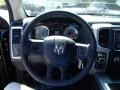 Black/Diesel Gray Steering Wheel Photo for 2014 Ram 1500 #85312661