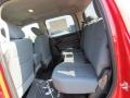 Black/Diesel Gray Rear Seat Photo for 2014 Ram 1500 #85314578