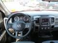 Black/Diesel Gray Dashboard Photo for 2014 Ram 1500 #85314605