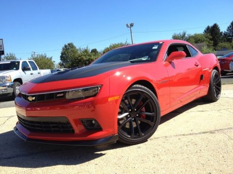 2014 Chevrolet Camaro SS/RS Coupe Data, Info and Specs