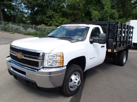 2013 chevrolet silverado 2500hd work truck regular cab 4x4 stake truck data info and specs. Black Bedroom Furniture Sets. Home Design Ideas