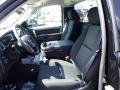 2013 Black Chevrolet Silverado 1500 LT Regular Cab 4x4  photo #10
