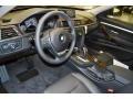Black Prime Interior Photo for 2014 BMW 3 Series #85334765
