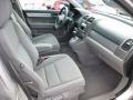 2011 Alabaster Silver Metallic Honda CR-V LX 4WD  photo #10