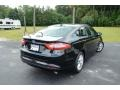 2013 Tuxedo Black Metallic Ford Fusion SE  photo #5