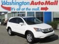 2011 Taffeta White Honda CR-V EX-L 4WD  photo #1