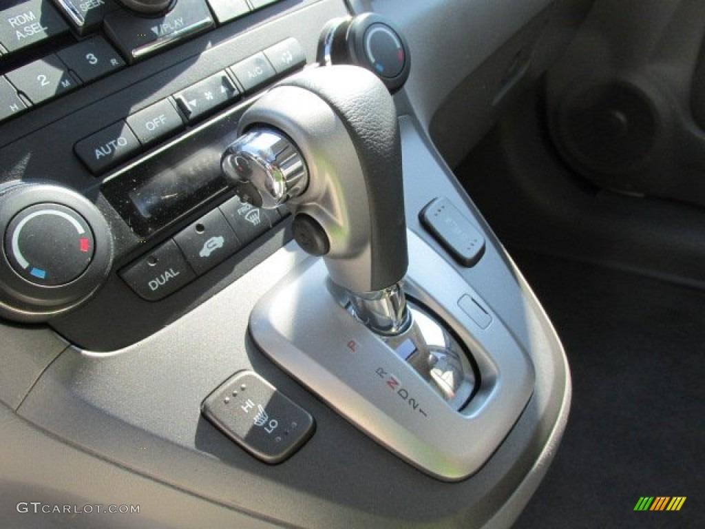 2011 CR-V EX-L 4WD - Taffeta White / Gray photo #13