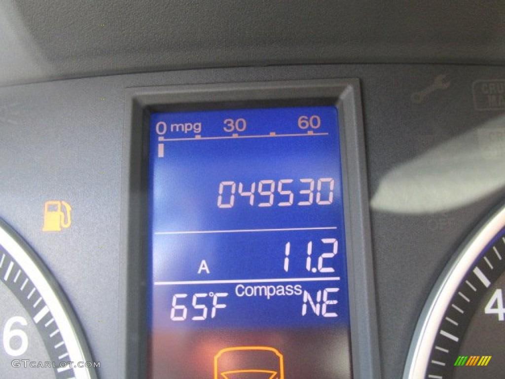 2011 CR-V EX-L 4WD - Taffeta White / Gray photo #20