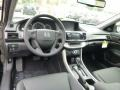 Black Prime Interior Photo for 2014 Honda Accord #85346849