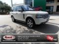 Alaska White 2010 Land Rover Range Rover Supercharged