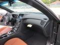 2013 Black Noir Pearl Hyundai Genesis Coupe 3.8 Grand Touring  photo #19