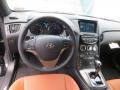2013 Black Noir Pearl Hyundai Genesis Coupe 3.8 Grand Touring  photo #24