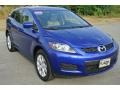 Electric Blue Mica 2008 Mazda CX-7 Gallery