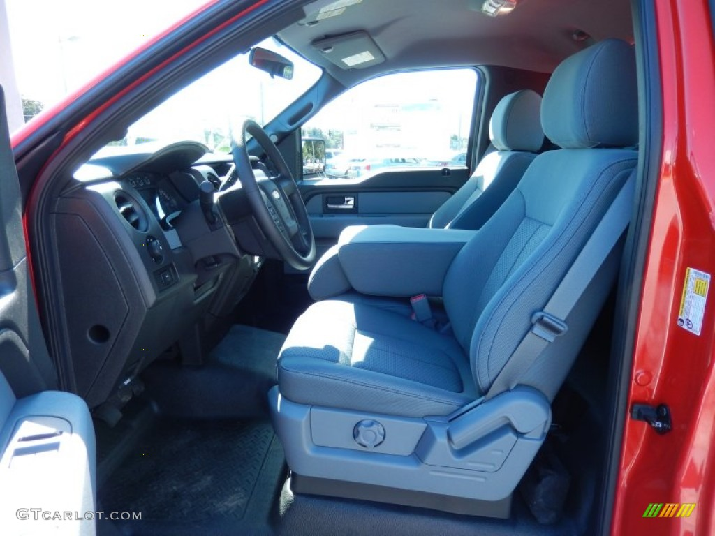 2013 ford f150 stx regular cab 4x4 interior color photos. Black Bedroom Furniture Sets. Home Design Ideas