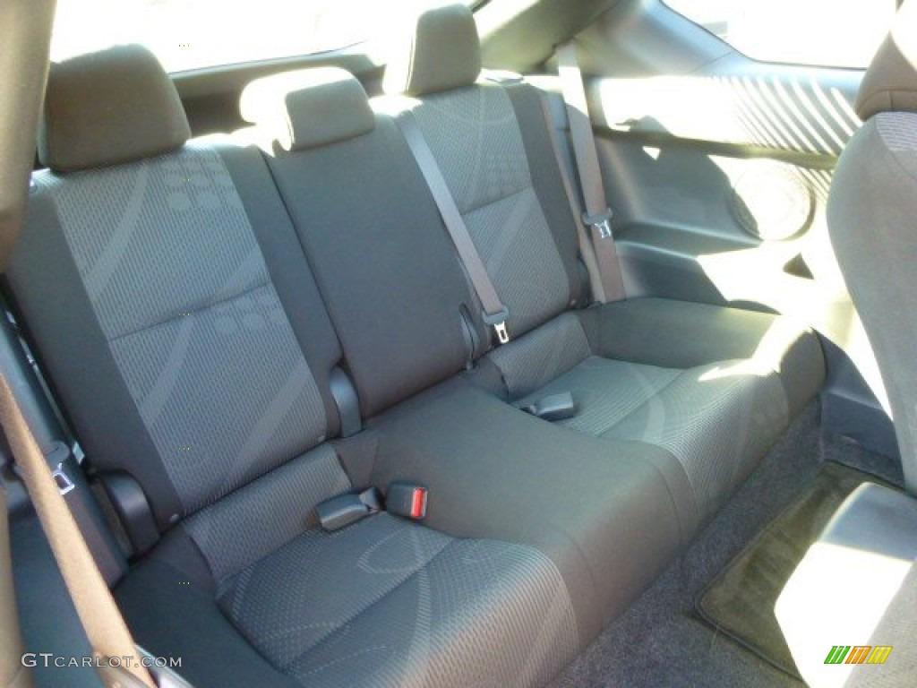 2012 Scion Tc Standard Tc Model Rear Seat Photo 85357081 Gtcarlot Com