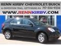 Black 2013 Chevrolet Equinox LS AWD