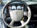 Medium Slate Gray Steering Wheel Photo for 2007 Dodge Ram 3500 #85366853