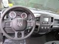 Black/Diesel Gray Steering Wheel Photo for 2014 Ram 1500 #85367434