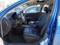 2011 Blue Flame Metallic Ford Fusion SEL  photo #16