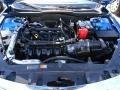 2011 Blue Flame Metallic Ford Fusion SEL  photo #25