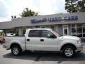 Silver Metallic 2005 Ford F150 XLT SuperCrew