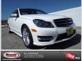 Diamond Silver Metallic - C 250 Luxury Photo No. 1