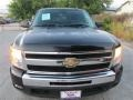 2011 Black Chevrolet Silverado 1500 LT Regular Cab 4x4  photo #2
