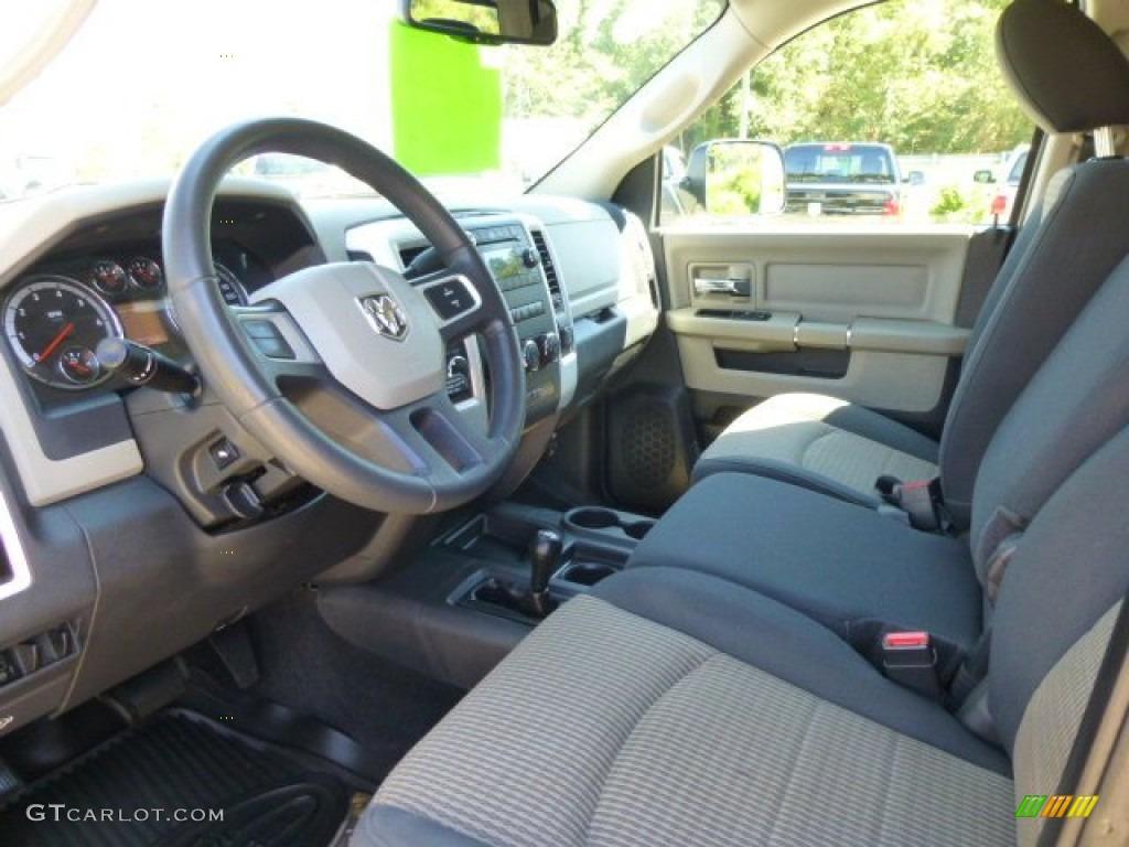 2010 Dodge Ram 2500 Power Wagon Crew Cab 4x4 Interior Color Photos Gtcarlot Com