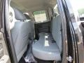 Black/Diesel Gray Rear Seat Photo for 2014 Ram 1500 #85395193