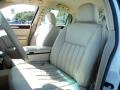 2006 Lincoln Town Car Light Camel Interior Front Seat Photo