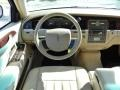 2006 Lincoln Town Car Light Camel Interior Steering Wheel Photo