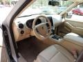 2006 Mountaineer Camel Interior