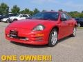Saronno Red 2001 Mitsubishi Eclipse GT Coupe