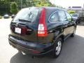2010 Crystal Black Pearl Honda CR-V LX AWD  photo #5