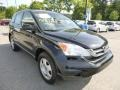 2010 Crystal Black Pearl Honda CR-V LX AWD  photo #7