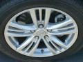 2013 Infiniti G 37 x AWD Sedan Wheel and Tire Photo