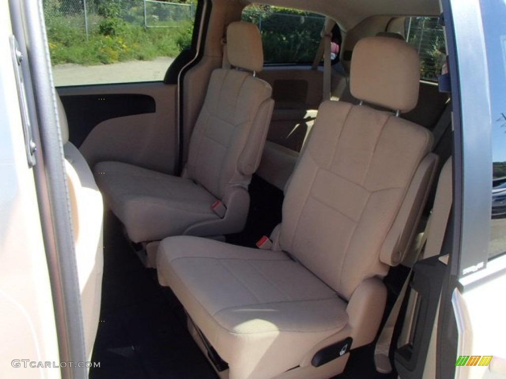 Black Sandstorm Interior 2014 Dodge Grand Caravan Sxt Photo 85415931