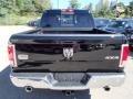 Black - 1500 Laramie Longhorn Crew Cab 4x4 Photo No. 7